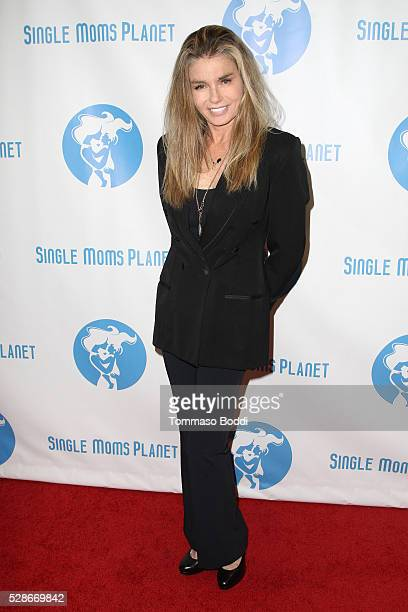 Actress Kimber Sissons attends the Single Mom's Awards held at The Peninsula Beverly Hills on May 6 2016 in Beverly Hills California