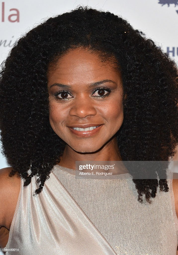 Actress Kimberly Elise arrives to the 2013 Genesis Awards Benefit Gala at The Beverly Hilton Hotel on March 23, 2013 in Beverly Hills, California.