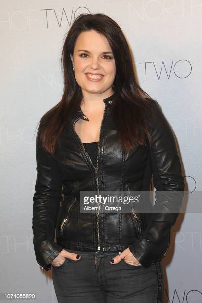 Actress Kimberly J Brown arrives for the premiere of 'Heart Baby' held at The Ahrya Fine Arts Laemmle Theater on November 23 2018 in Beverly Hills...