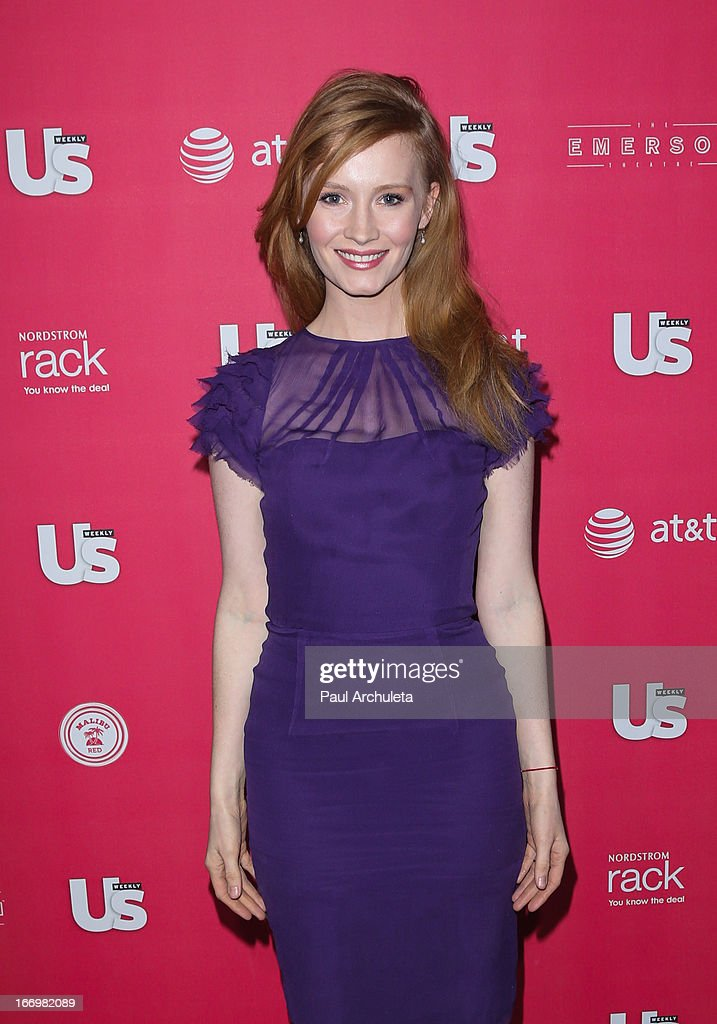 Actress Kimberly Van Der Beek attends Us Weekly's annual Hot Hollywood Style issue party at The Emerson Theatre on April 18, 2013 in Hollywood, California.
