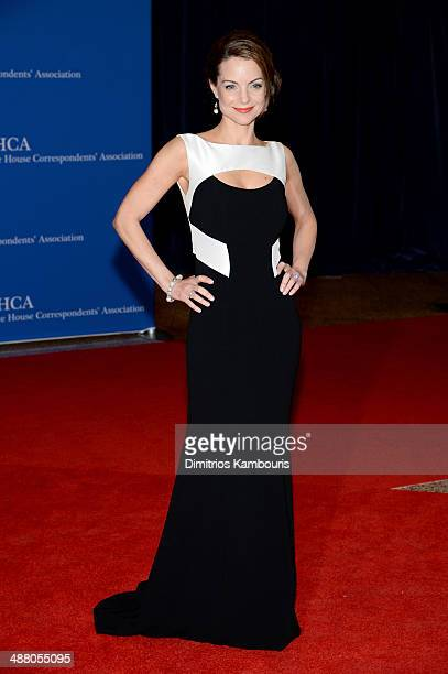 Actress Kimberly WilliamsPaisley attends the 100th Annual White House Correspondents' Association Dinner at the Washington Hilton on May 3 2014 in...