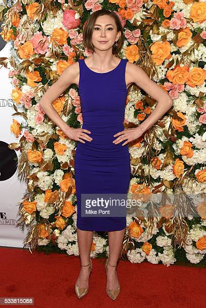 Actress Kimiko Glenn attends the 61st Annual Obie Awards at Webster Hall on May 23, 2016 in New York City.