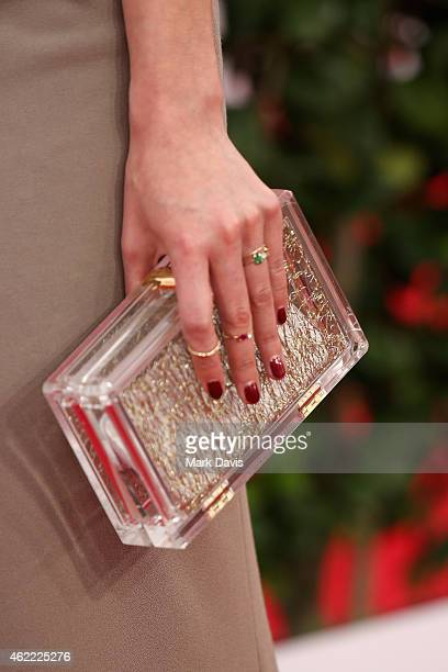 Actress Kimiko Glenn attends TNT's 21st Annual Screen Actors Guild Awards at The Shrine Auditorium on January 25 2015 in Los Angeles California...