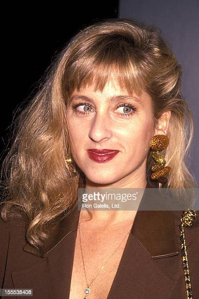 Actress Kimmy Robertson attends EMA Tree People Benefit on September 22, 1990 at the Union Train Station in Los Angeles, California.