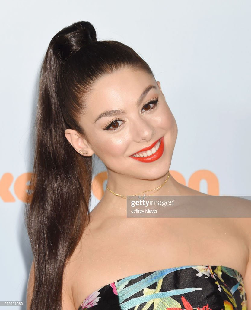 Actress Kira Kosarin arrives at the Nickelodeon's 2017 Kids' Choice Awards at USC Galen Center on March 11, 2017 in Los Angeles, California.