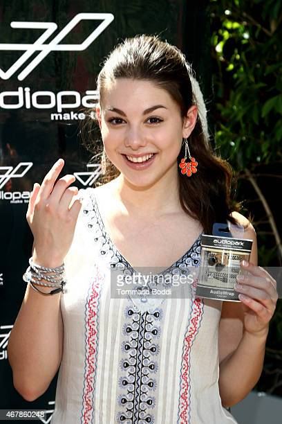 Actress Kira Kosarin attends the GBK Stop Attack Pre Kids Choice Gift Lounge held at The Redbury Hotel on March 27 2015 in Hollywood California