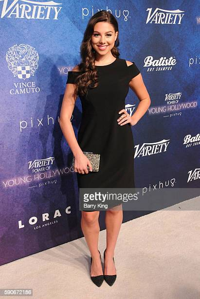 Actress Kira Kosarin attends Variety's Power of Young Hollywood event, presented by Pixhug, with Platinum Sponsor Vince Camuto at NeueHouse Hollywood...