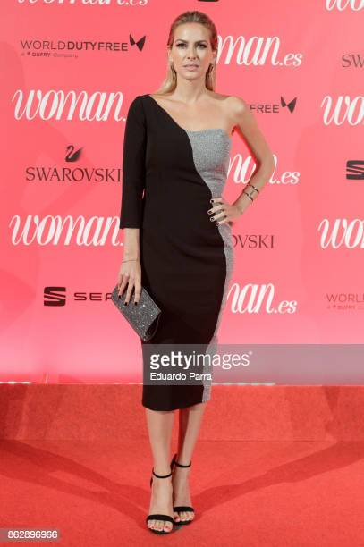 Actress Kira Miro attends the 'Woman 25th anniversary' photocall at Madrid Casino on October 18 2017 in Madrid Spain