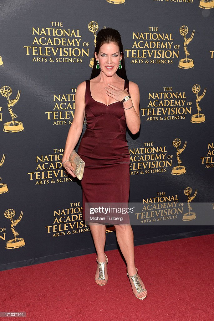 Actress Kira Reed Lorsch attends the 42nd Annual Daytime Creative Arts Emmy Awards at Universal Hilton Hotel on April 24, 2015 in Universal City, California.