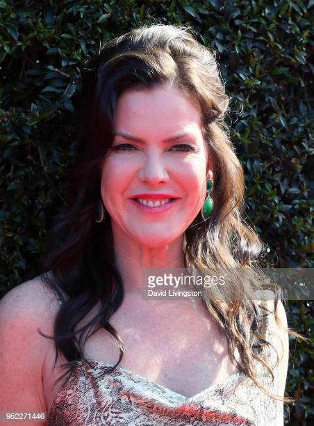 Actress Kira Reed Lorsch attends the 45th Annual Daytime Creative Arts Emmy Awards at Pasadena Civic Auditorium on April 27 2018 in Pasadena...