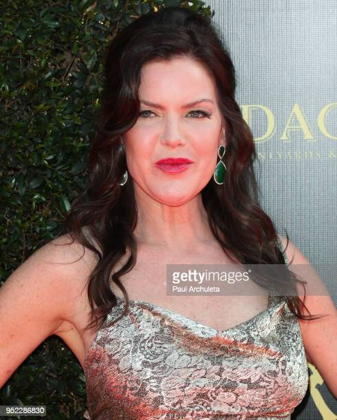 Actress Kira Reed Lorsch attends the 45th Annual Daytime Creative Arts Emmy Awards at the Pasadena Civic Auditorium on April 27 2018 in Pasadena...