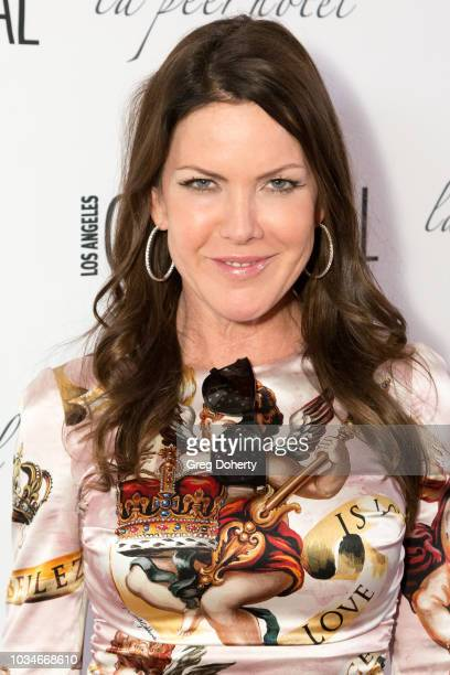 Actress Kira Reed Lorsch attends the Los Angeles Confidential Emmys Celebration at Kimpton La Peer Hotel on September 16 2018 in West Hollywood...