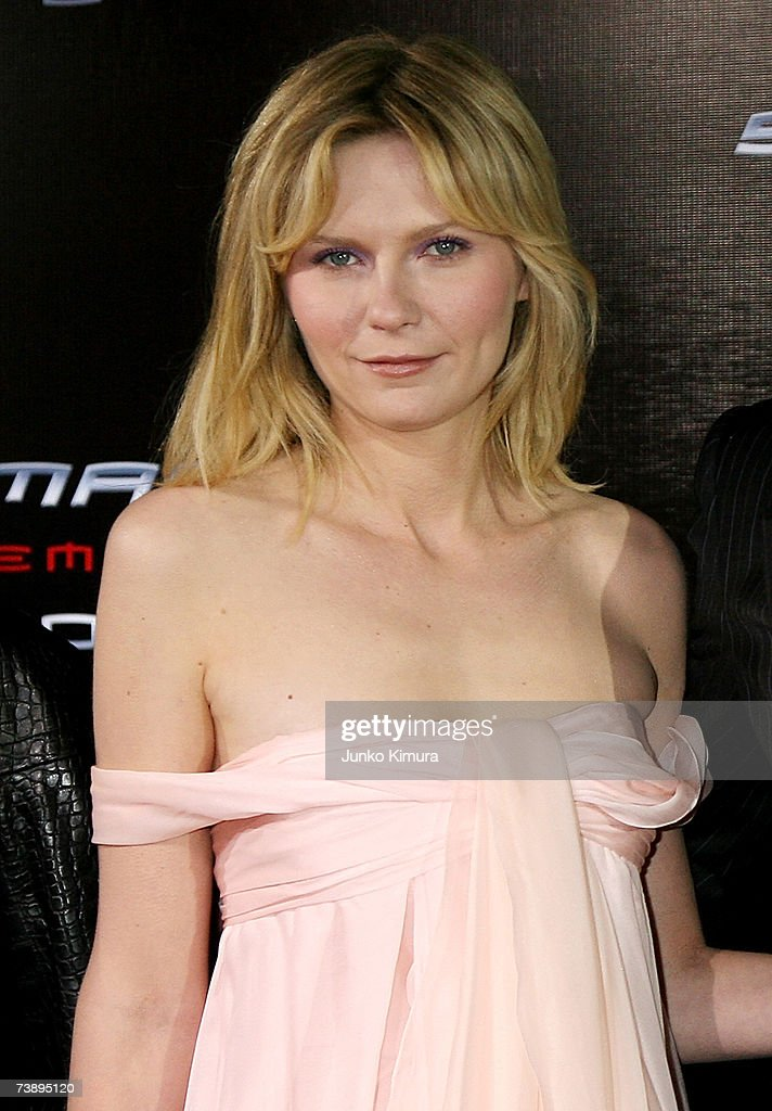Spiderman 1 Kirsten Dunst