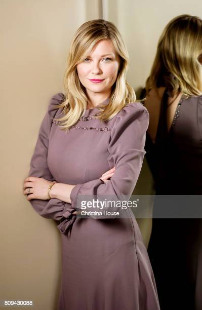 Actress Kirsten Dunst is photographed for Los Angeles Times on June 11, 2017 in Los Angeles, California. PUBLISHED IMAGE. CREDIT MUST READ: Christina...