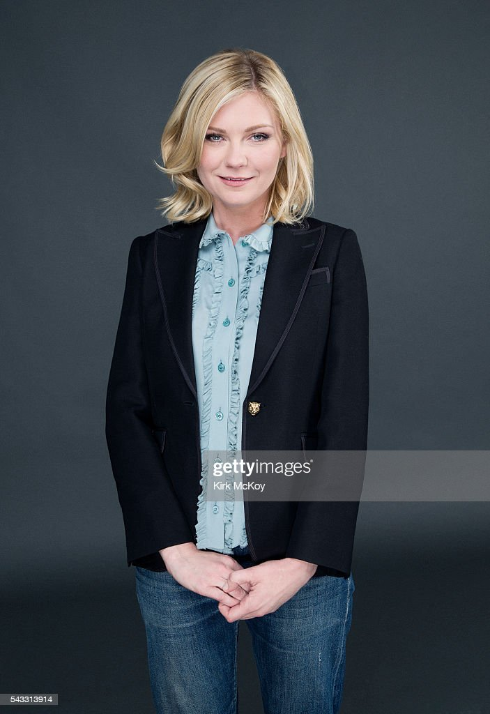 Kirsten Dunst, Los Angeles Times, June 25, 2016