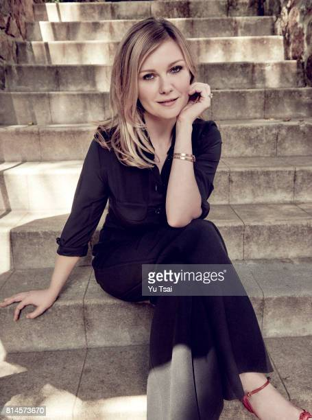 Actress Kirsten Dunst is photographed for Variety on May 5 2017 in Los Angeles California