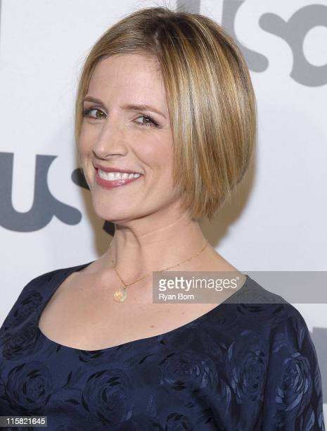 Actress Kirsten Nelson arrives at Characters Welcome USA Network celebrates it's Lineup of Stars on April 3 2008 at CRAFT in Century City California