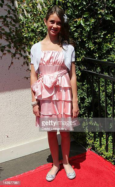 Actress Kirstin Dorn attends the 33rd Young Artist Awards at the Sportmen's Lodge on May 6 2012 in Studio City California