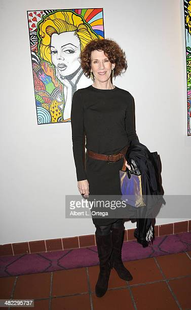 Actress Kitty Swink attends 5th Annual Indie Series Awards held at El Portal Theatre on April 2 2014 in North Hollywood California