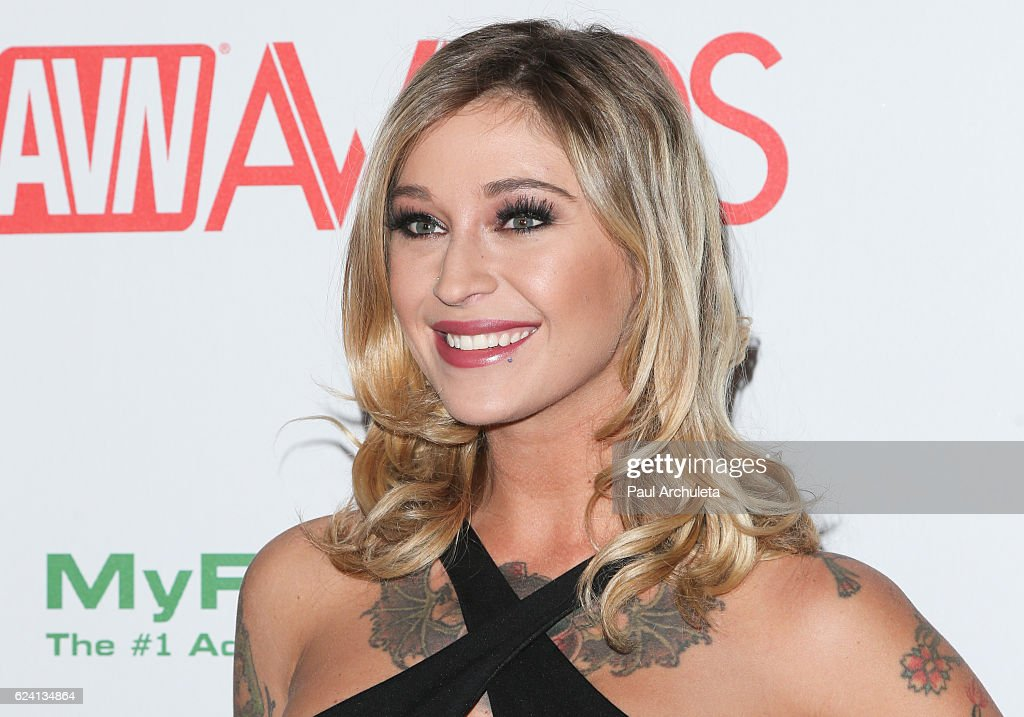 Actress Kleio Valentien Attends The 2017 AVN Awards Nomination Party At  Avalon On November 17 2016