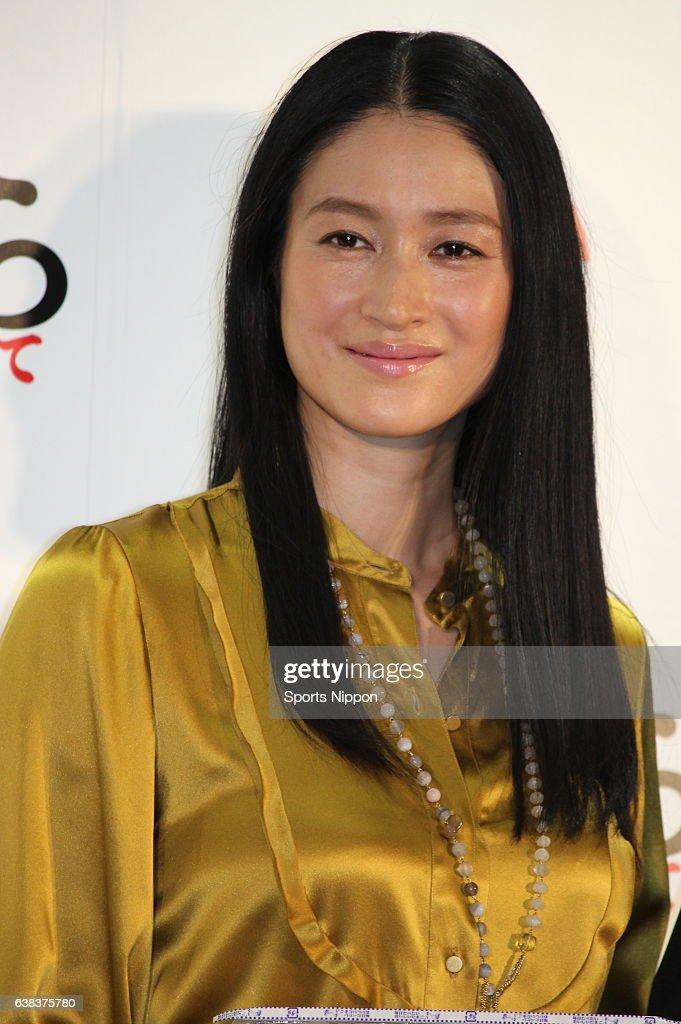 Actress Miya Muqi attends the screening of Ash Is The