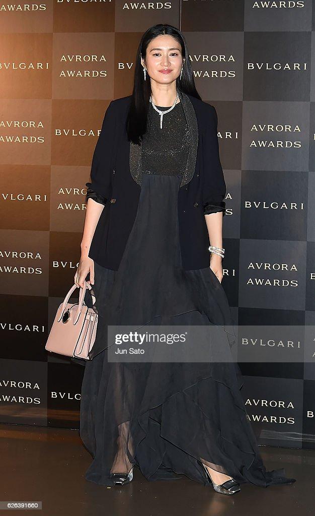 Bvlgari Avrora Awards : News Photo
