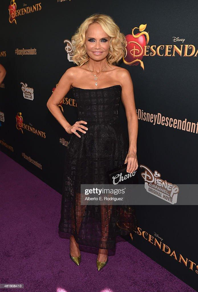"Premiere Of Disney's ""Descendants"" - Red Carpet"