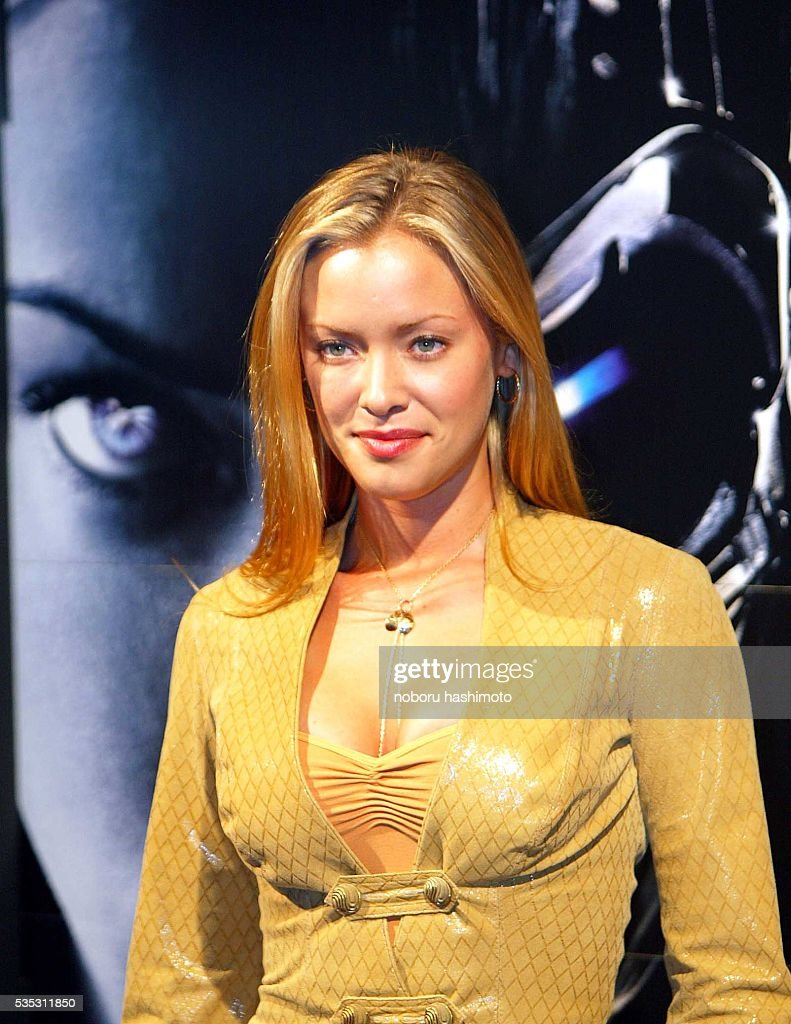 terminator 3: rise of the machines' press conference in tokyo