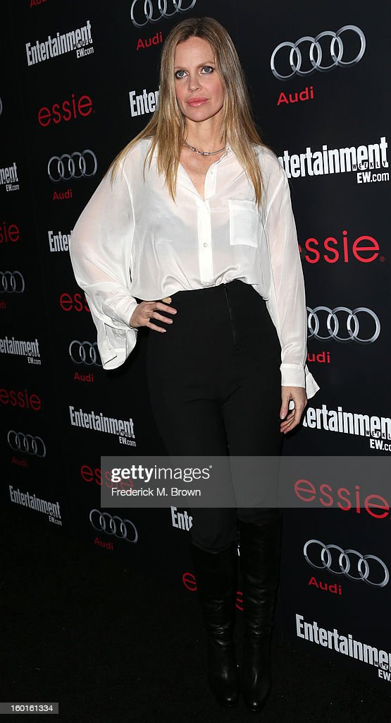 Actress Kristen Bauer attends Entertainment Weekly Screen Actors Guild Awards Pre-Party at Chateau Marmont on January 26, 2013 in Los Angeles, California.