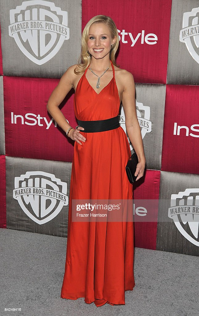 The 66th Annual Golden Globe Awards - InStyle/Warner Bros. After Party - Arrivals : News Photo