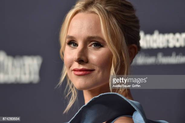 Actress Kristen Bell attends the 2017 Baby2Baby Gala at 3LABS on November 11 2017 in Culver City California