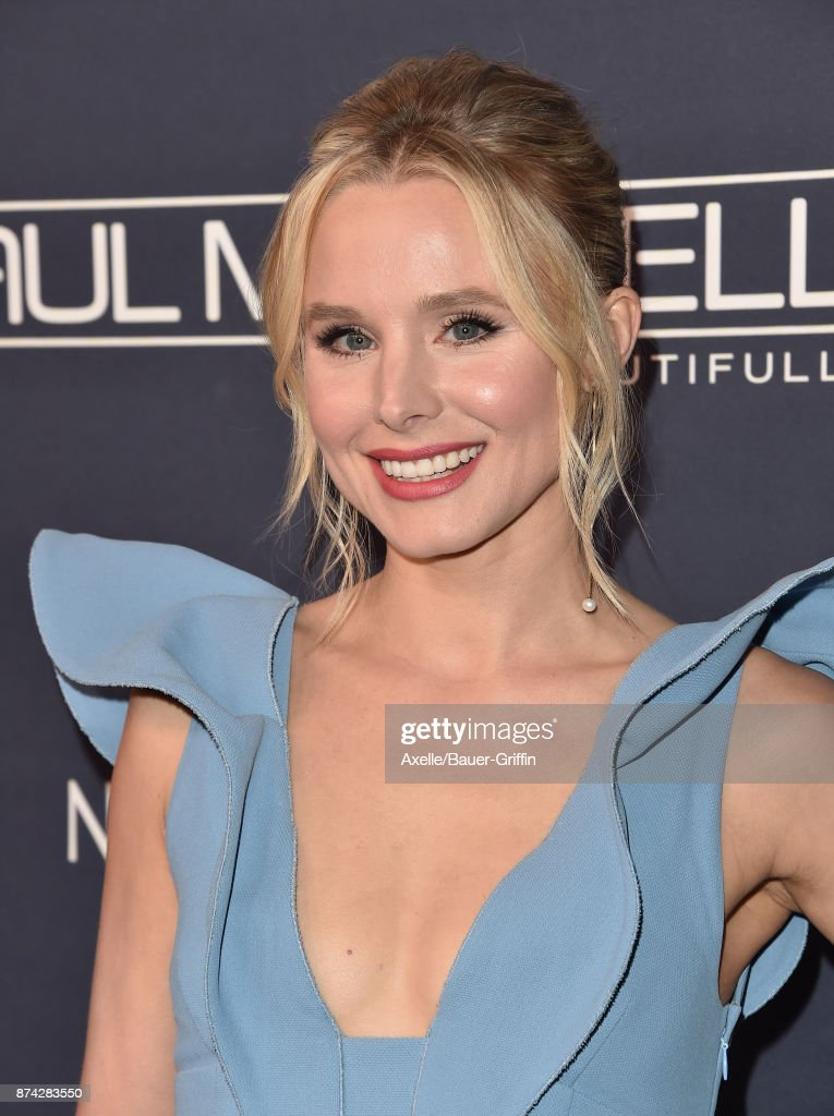 Actress Kristen Bell attends the 2017 Baby2Baby Gala at 3LABS on November 11, 2017 in Culver City, California.