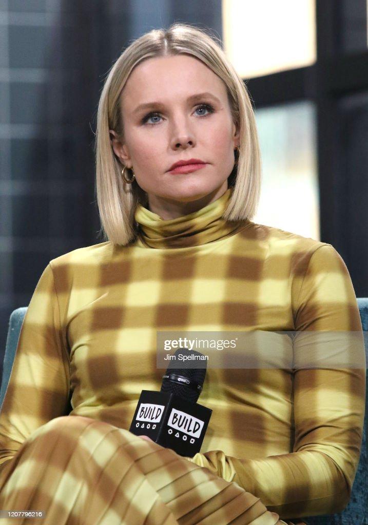 Celebrities Visit Build - February 21, 2020 : News Photo