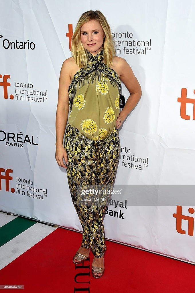 """The Judge"" Gala Premiere - Arrivals - 2014 Toronto International Film Festival : News Photo"
