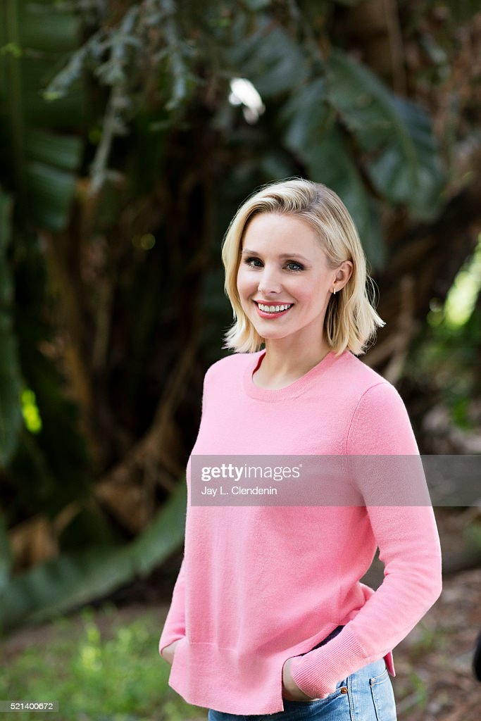 Kristen Bell, Los Angeles Times, April 8, 2016