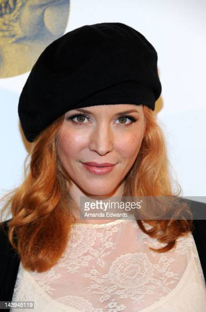 Actress Kristen Dalton arrives at the 8th Annual Cinco de Mayo Benefit With Charity Celebrity Poker Tournament at Velvet Margarita Cantina on May 5...