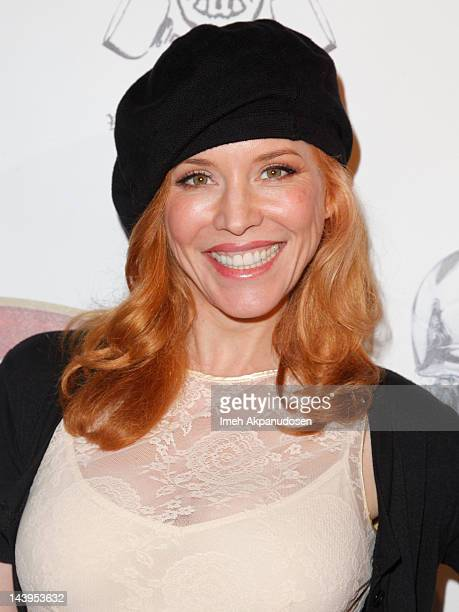 Actress Kristen Dalton attends the 8th Annual Cinco de Mayo Benefit And Charity Celebrity Poker Tournament at Velvet Margarita on May 5 2012 in...