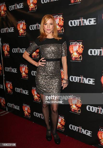 Actress Kristen Dalton attends The Cottage premiere at the Academy of Motion Picture Arts and Sciences on September 28 2012 in Beverly Hills...