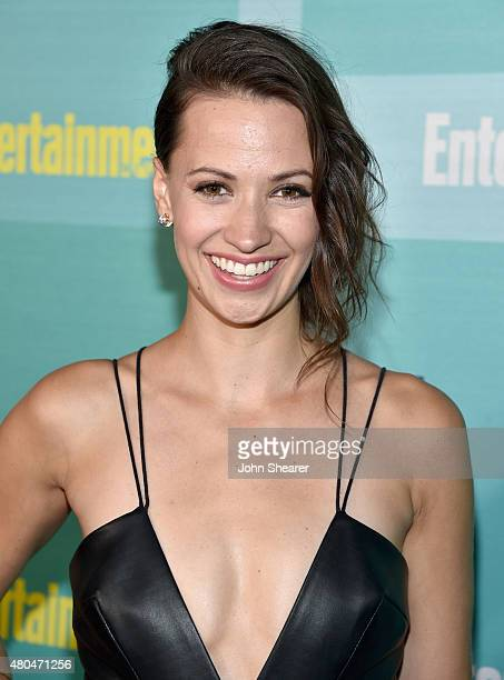 Actress Kristen Gutoskie attends Entertainment Weekly's Annual ComicCon Party in celebration of ComicCon 2015 at FLOAT at The Hard Rock Hotel on July...