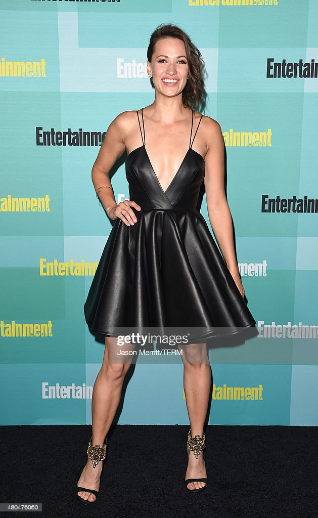 Entertainment Weekly Hosts Its Annual Comic-Con Party At FLOAT At The Hard Rock Hotel In San Diego In Celebration Of Comic-Con 2015 - Arrivals : News Photo
