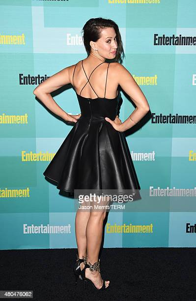Actress Kristen Gutoskie attends Entertainment Weekly's ComicCon 2015 Party sponsored by HBO Honda Bud Light Lime and Bud Light Ritas at FLOAT at The...