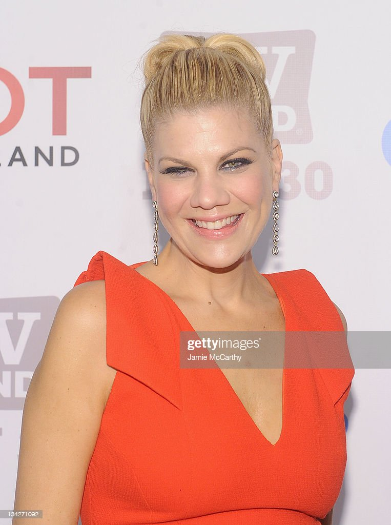 Actress Kristen Johnston Attends The Tv Land Holiday Premiere Party News Photo Getty Images