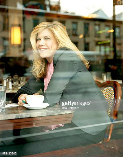 Actress Kristen Johnston is photographed for People Magazine on February 23 2012 in New York City