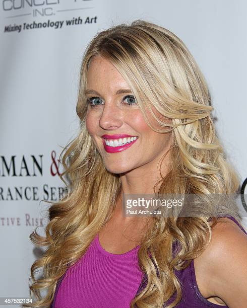 Actress Kristen Kenney attends the 9th annual Denim Diamonds for Autism on October 19 2014 in Westlake Village California