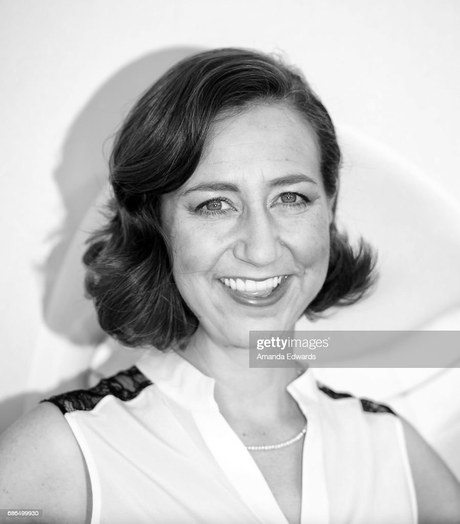 Actress Kristen Schaal arrives at the premiere of 20th Century Fox's 'Captain Underpants: The First Epic Movie' at the Regency Village Theatre on May 21, 2017 in Westwood, California.