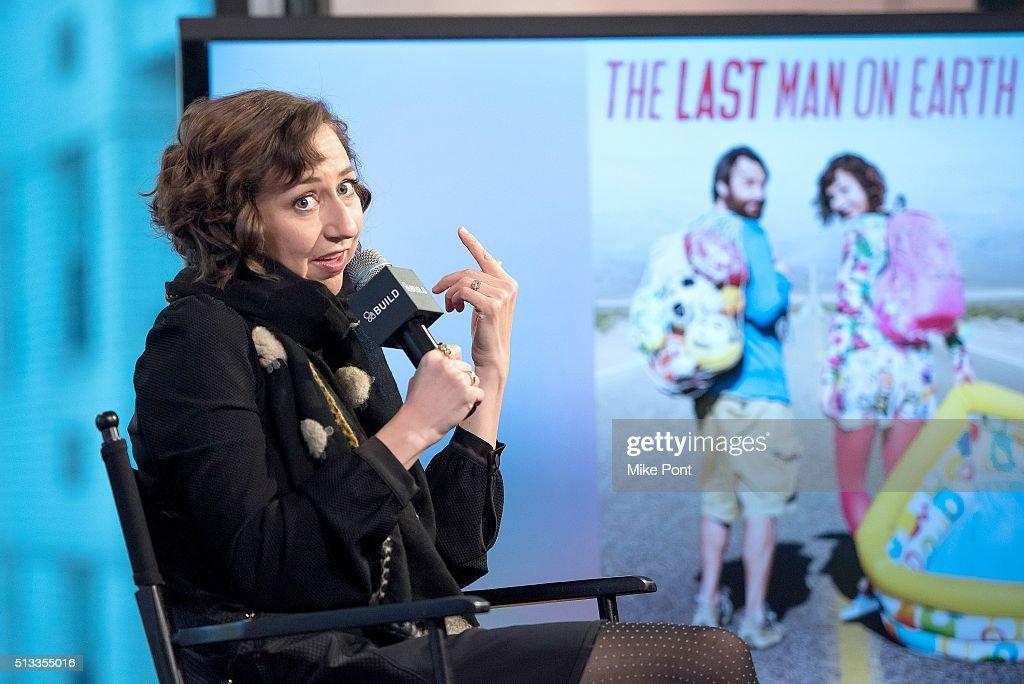 "AOL Build Presents: ""The Last Man On Earth"" : Nachrichtenfoto"