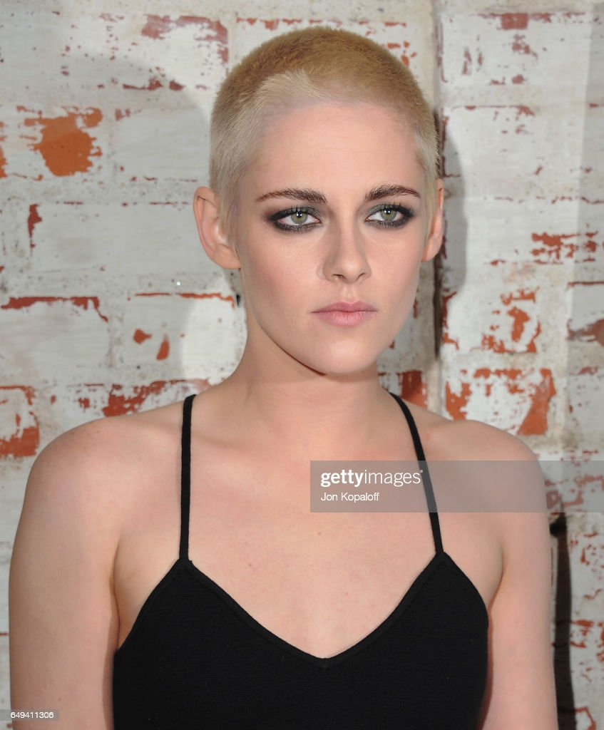 XXX at the Flux and Cinefamily Hosted Premiere of IFC Films' PERSONAL SHOPPER - Arrivals : News Photo