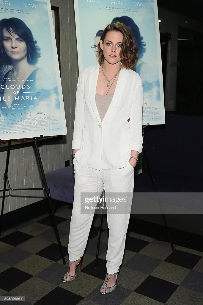 """IFC Hosts A Screening Of """"Clouds Of Sils Maria"""""""