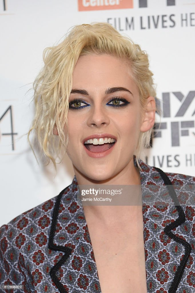 NY: 54th New York Film Festival - An Evening with Kristen Stewart