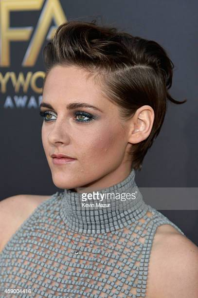 Actress Kristen Stewart attends the 18th Annual Hollywood Film Awards at The Palladium on November 14 2014 in Hollywood California